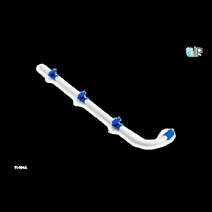 J-vormige buis (gemarkeerd 'A') - 58910  91cm