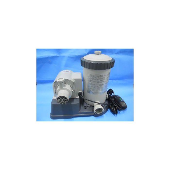 Filterhuis + motor voor 56636 NL (vanaf 2013)