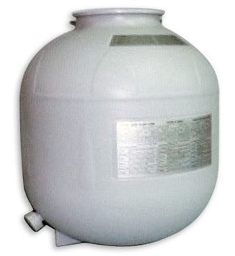 Tank van zandfilterpomp