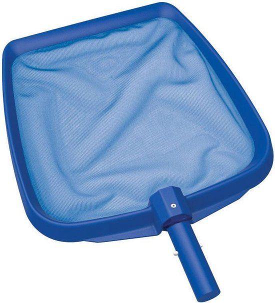 Heavy-duty kunststof blad afschuimer (blauw)