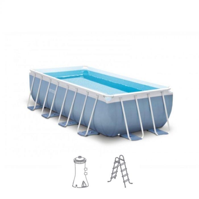 Intex Prism Frame Pool 400 x 200