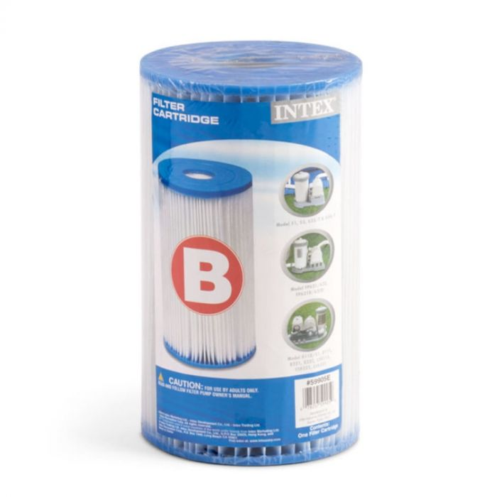Intex Filter Cartridge Type B