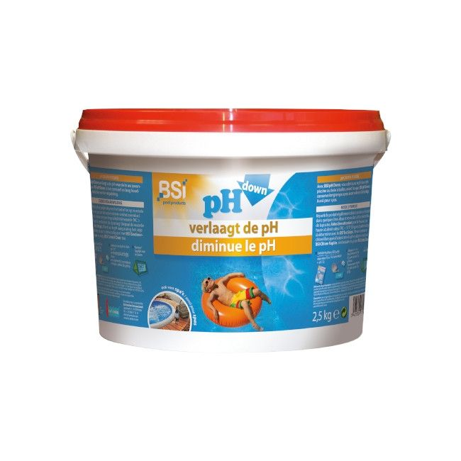 BSI 6234 pH DOWN Powder 2