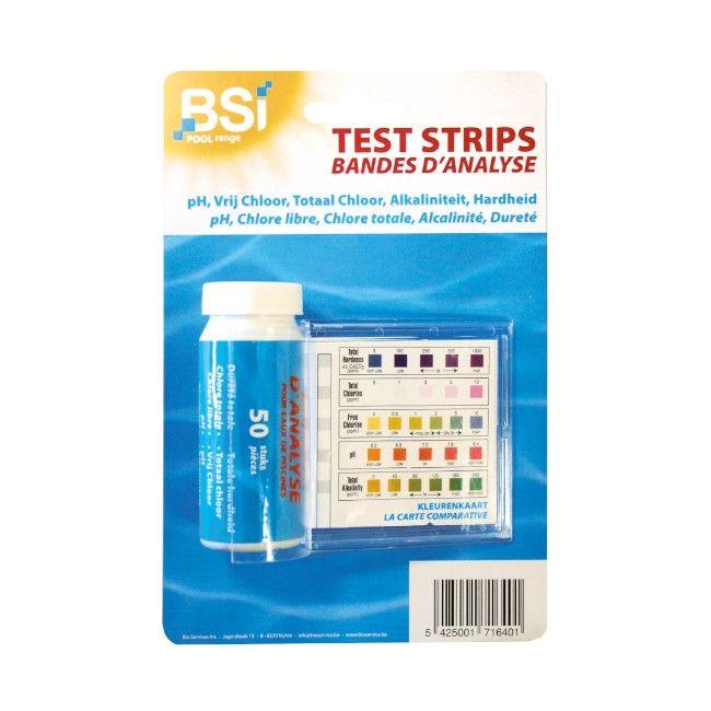 BSI 6401 Test Strips