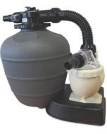 FSU8TP met timer Filterset PE 3238mm grijs type