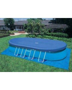 Oval Frame Pool Cover 732 cm
