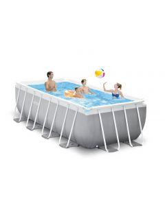 400 x 200 x 122 cm - Intex Prism Frame zwembad