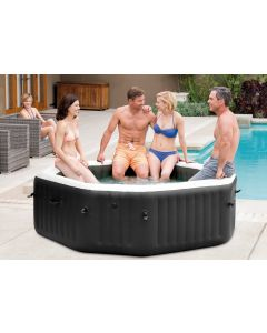 4 Persoons Jet & Bubble Deluxe - Intex PureSpa