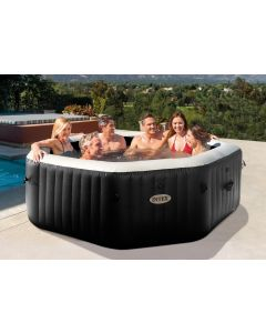 6 Persoons Jet & Bubble Deluxe - Intex PureSpa