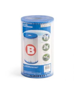 SMART PACK 6 st. Intex Filter Cartridge Type B