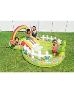Intex My Garden Play Center Spray Zwembad 290 x 180 x 104 cm