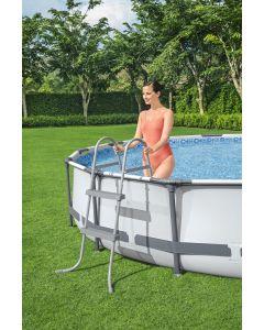 Zwembadladder 84 cm
