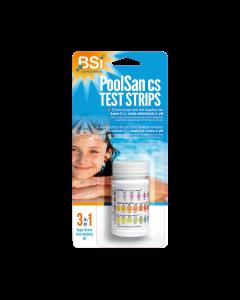 PoolSan cs 50 stuks Test Strips