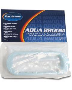 Pool Blaster filter type All Purpose Filter Aqua Broom (15.5 x 5.5cm)