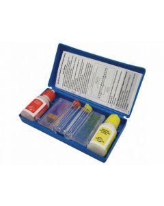 2-weg (pH / Cl) testkit - 20cc fenol + 20st DPD