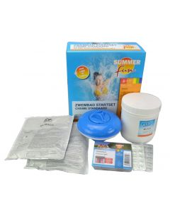 Start Set chemie voor zwembad en spa