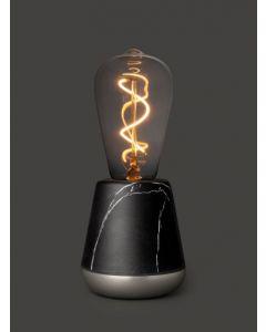 Humble One LED lamp (zwart marmer)