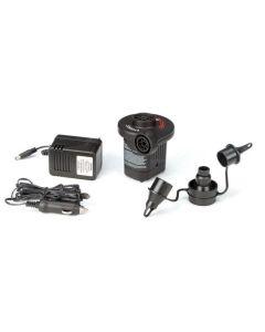 Intex 66632 Snel vullende elektrische pomp 12 Volt en 220 Volt