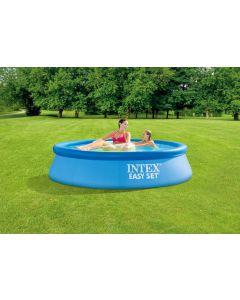 Ø 244 x 61 cm - Intex Easy Set zwembad inclusief pomp