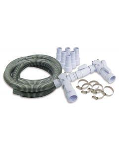 Bypass kit voor warmtepomp