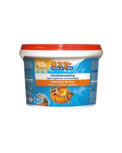 BSI 01378 Oxy-Pool and Spa 2,5 Kg