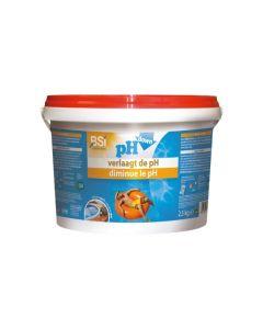 BSI 6234 pH DOWN Powder 2,5 Kg