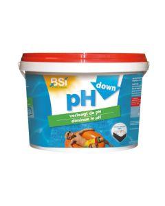 BSI 6500 pH DOWN Powder 5 Kg