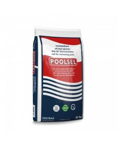 Poolsel - Zwembadzout 25 kg