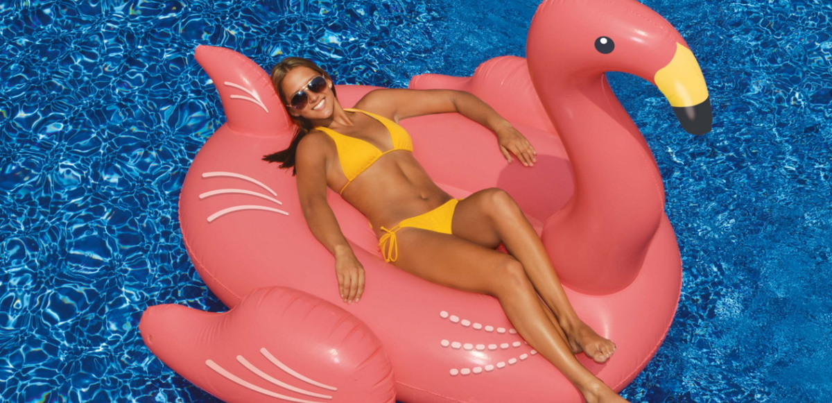 INTEX FLAMINGO