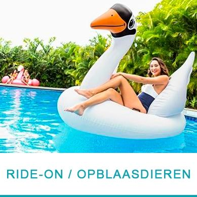 Intex Ride-On opblaasdieren