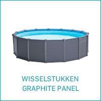 Intex Wisselstukken voor de Graphite Panel Zwembaden