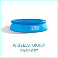 Intex Wisselstukken voor de Easy Set Zwembaden