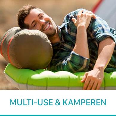 Intex Luchtbedden Kamperen en Multi-use