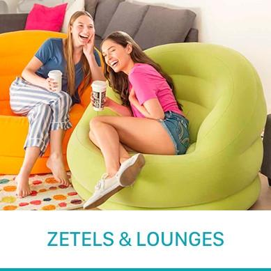 Intex Opblaasbare Zetels en Lounges